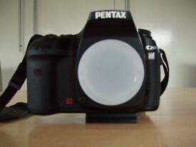 PENTAX K20D Digital Camera