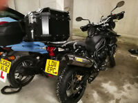 Triumph Tiger 800 XC 2011 - After big service