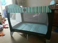 GRACO Travel cot plus matress