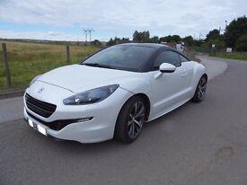 2013 Peugeot RCZ 2.0 HDi Sport