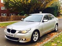 2008 BMW 5 SERIES 2.5 525i SE AUTOMATIC 4 Door....Fully Loaded.