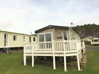 Top of the range static caravan for sale including veranda - Sundrum Castle Holiday Park ka65jh