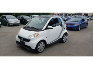 2015 smart fortwo passion 49$/semaine