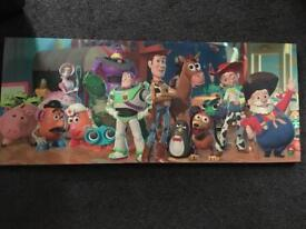 Extra Large Toy Story Canvas