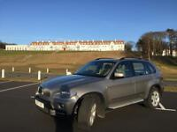 BMW X5. Cream interior. Top condition. 2007.