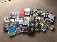 35 lovely condition war books