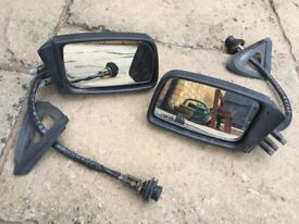 Scirocco Mk 2 set of mirrors