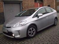 TOYOTA PRIUS 2013 UK CAR +++ PCO UBER READY +++ 5 DOOR HATCHBACK