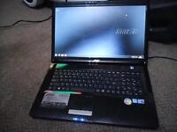 MSI CR720 i5 core 17.3inch 1TB 6GB notebook