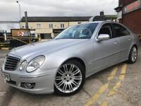 2006 56 Mercedes E320 Sport Auto, Extremely Low Milleage, Long MOT