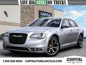 2016 Chrysler 300 *Leather*Push Start*Backup Camera*Paddle Shift