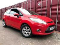 Ford Fiesta 2011 1.6 Diesel Long Mot Drives Great Cheap To Run And Insure £20 Road Tax !