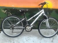 GIANT GSR FS Ladies Front Suspension XS Aluminium Light Weight Bike As New