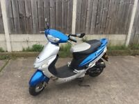 Moped,motorbike,scooter,bike, learner,not,Yamaha,Honda,Kawasaki,Suzuki Lyn