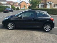 Peugeot 207 08 Plate £1200 ONO