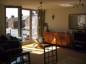 Double room in friendly Jericho houseshare