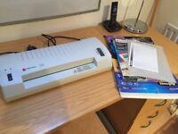 Rexel A3/A4 laminator