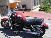 Triumph Rocket lll Classic Fulham Gardens Charles Sturt Area Preview