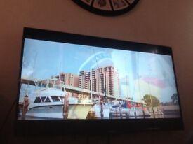 Sharp AQUOS LC-50LE651K 1080p 50 HD LCD Internet LED Smart 3D TV (ONO)