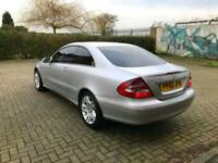 Mercedes-Benz CLK 240 52REG NEW MOT 30/01/2019