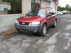 Ford Escape XLT AWD 2005