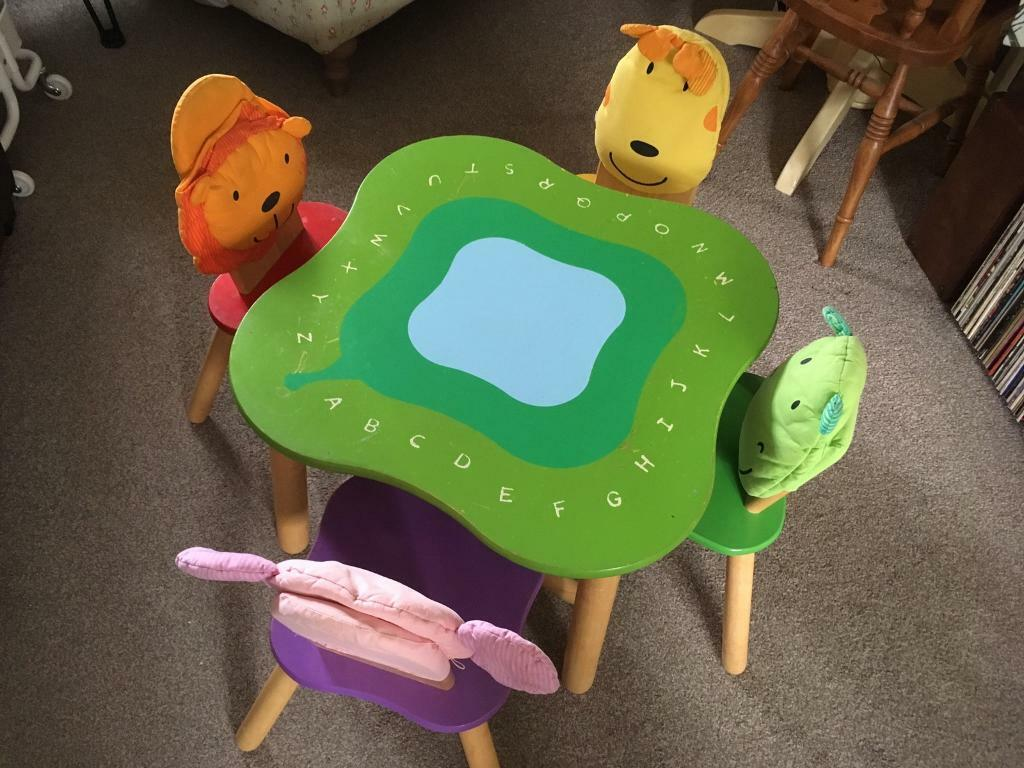 I M Toy Eco Forest Children S Table 4