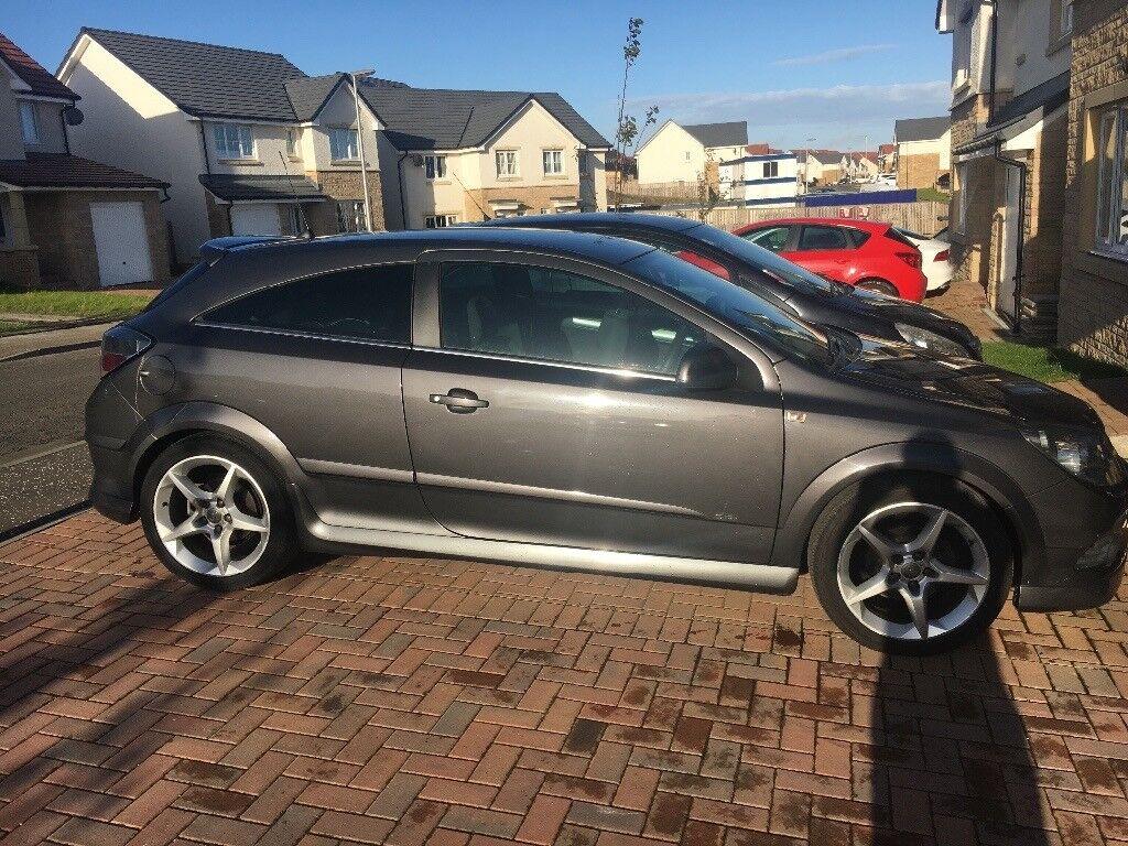 Vauxhall Astra sri exterior pack