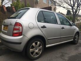 Fabia 1.9TDI Elegance...MINT CONDITION