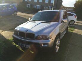 BMW X5 D Auto 3.0L, 2006, 80,000 miles