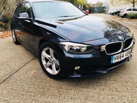 BMW 320D SE STEP 4 DOORS SALOON AUTOMATIC 2014 64 NOT audi A4 mercedes c class or toyota prius
