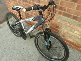 "Boys 18"" mountain bike"