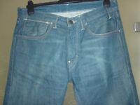 Levi jeans 618