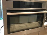 AEG microwave combination oven (spares or repair)