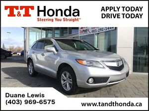 2014 Acura RDX TechPkg *No Accidents, One Owner, NAVI