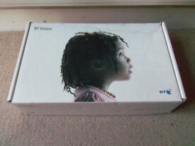 BT digital skybox 2006 model brand new never used still wrapped