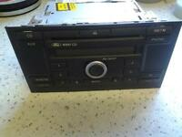ford stereo cd player