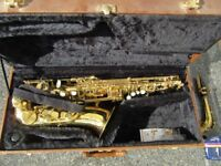 Yamaha Saxaphone Alton (Excellent Condition)