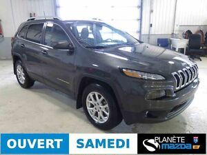 2016 JEEP CHEROKEE NORTH 4X4 WITH SELEC-TERRAIN