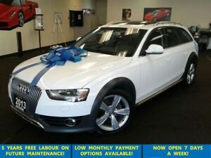 2013 Audi A4 allroad 2.0T Prl White Navigation/AWD/Lthr/Panoroof