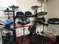 Electronic Drumkit (Alesis DM10 - Studio) for sale