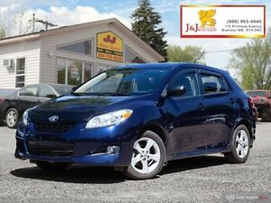 2012 Toyota Matrix Sunroof,2nd Set of W/Tires