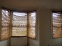 4 Blinds made to size, Victorian House
