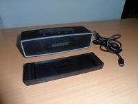 Bose Soundline Mini 2 Bluetooth Speaker - Stunning Sound & Bass Response