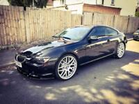 Bmw 645ci e63 coupe