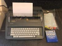 Brother GX15 typewriter