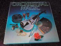 LP Box Set Orchestral Magic
