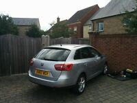 2010 Seat Ibiza estate 1.6 TDI HIGH MILAGE FULL HISTORY ONE OWNER