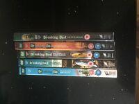 Breaking Bad Seasons 1-5 for sale