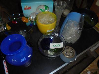Nr. 80 Vasen Kerzenhalter Schalen Wiederverkäufer Trödel