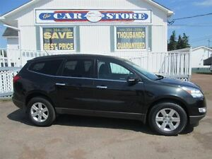 2010 Chevrolet Traverse 1LT AWD!! 8 PASSENGER!! REAR AC/HT!! 3.6